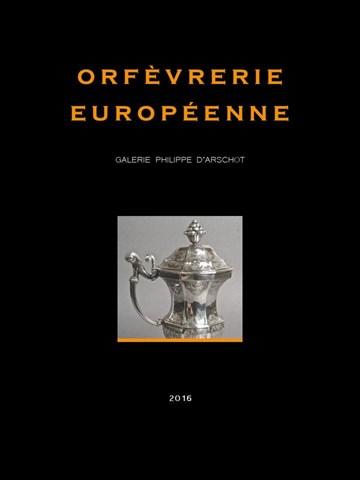 Trois pièces par l'orfèvre Jean-François Dupont